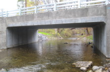 Bridge Box Culvert