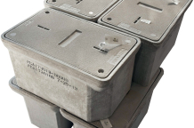 New Basis Polymer Electrical Boxes